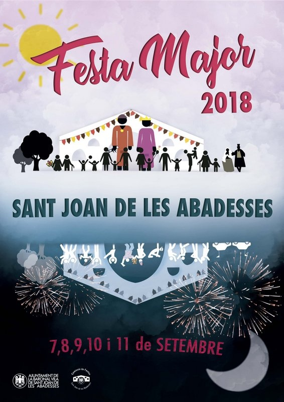 CARTELL FESTA MAJOR ABADESSES 2018