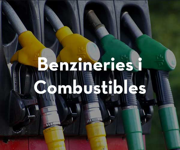 Benzineries/Combustibles