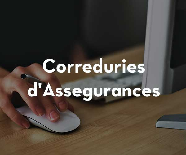 Correduries d'assegurances