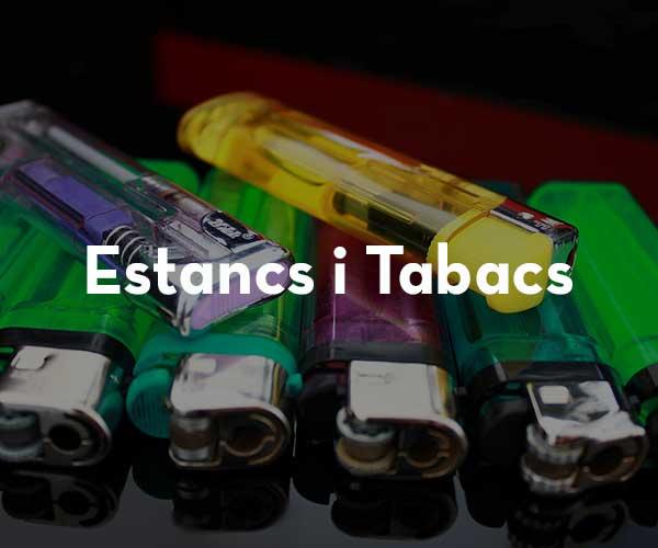 Estancs i tabacs