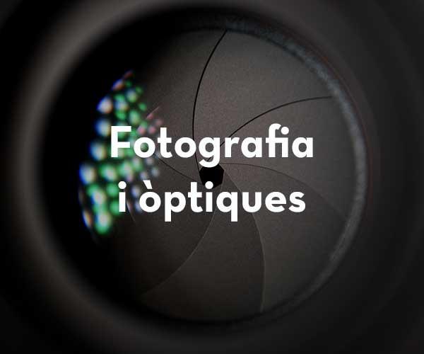 Fotografia i òptiques