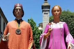 Geganters de Sant Joan