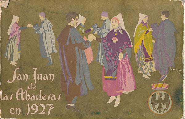 1927 PROGRAMA FESTA MAJOR