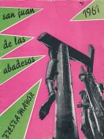 1961 PROGRAMA FESTA MAJOR