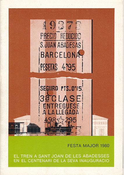1980 MONOGRÀFIC FESTA MAJOR