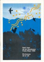 1988 MONOGRÀFIC FESTA MAJOR