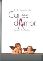 1r 2n Certamen de Cartes d'Amor de Sant Joan de les Abadesses