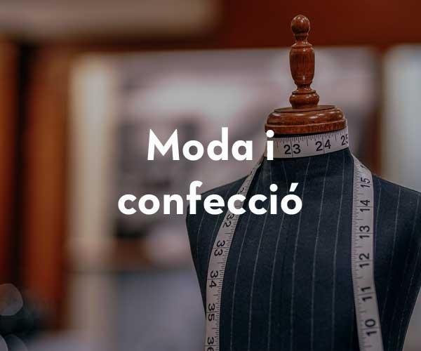 Moda i confecció
