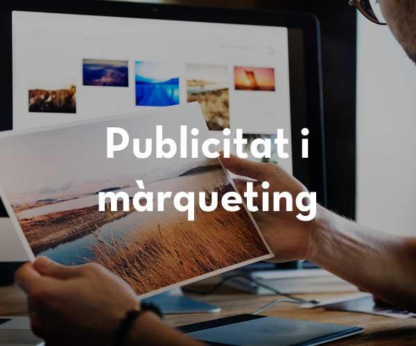 Màrqueting i publicitat
