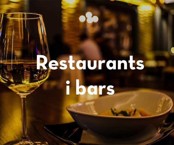 Restaurants i bars