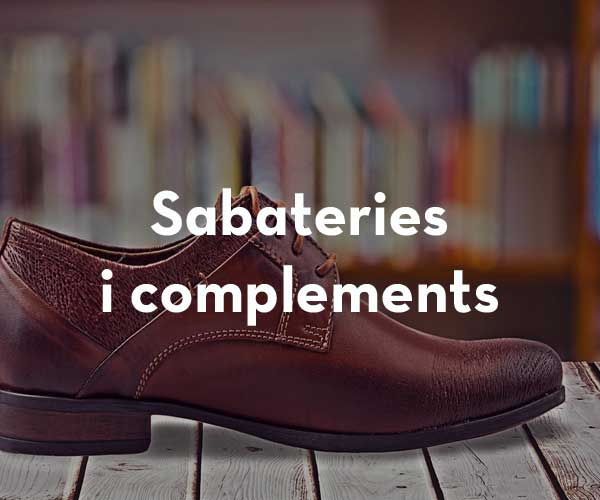 Sabateries i complements